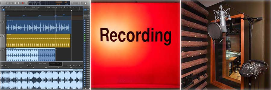 Record A Cd Album of Your Songs